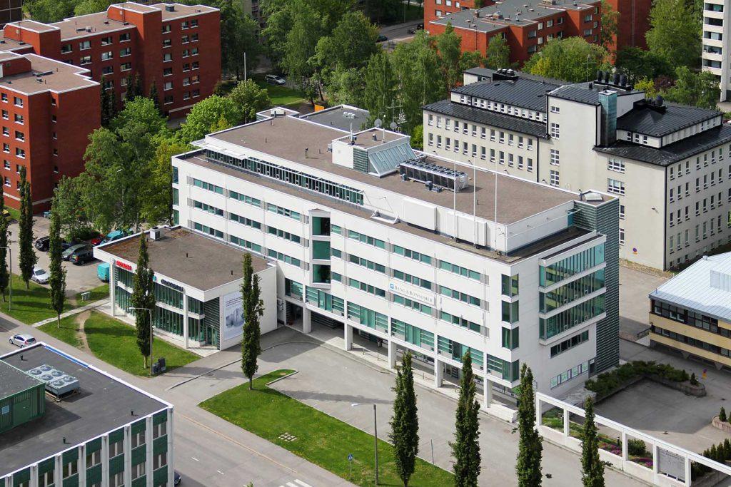 Itälahdenkatu 18 A, vuokrattavat toimitilat Helsinki