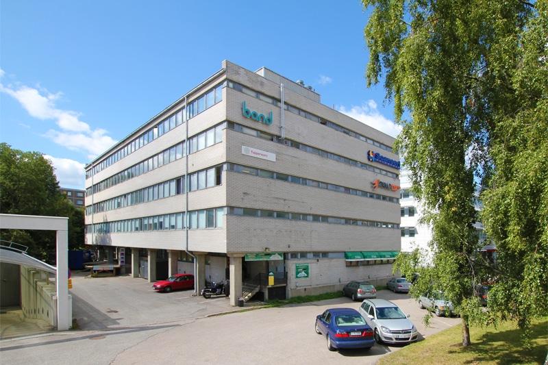 Itälahdenkatu 20 Helsinki julkisivukuva JMB Kiinteistöt