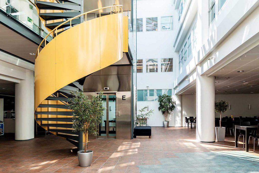 JMB Toimitilat Itälahdenkatu 22 B Atrium