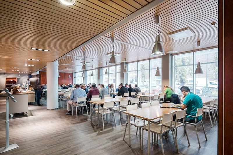Lounasravintola | Itälahdenkatu 22 A | Toimitilat Helsinki, Lauttasaari